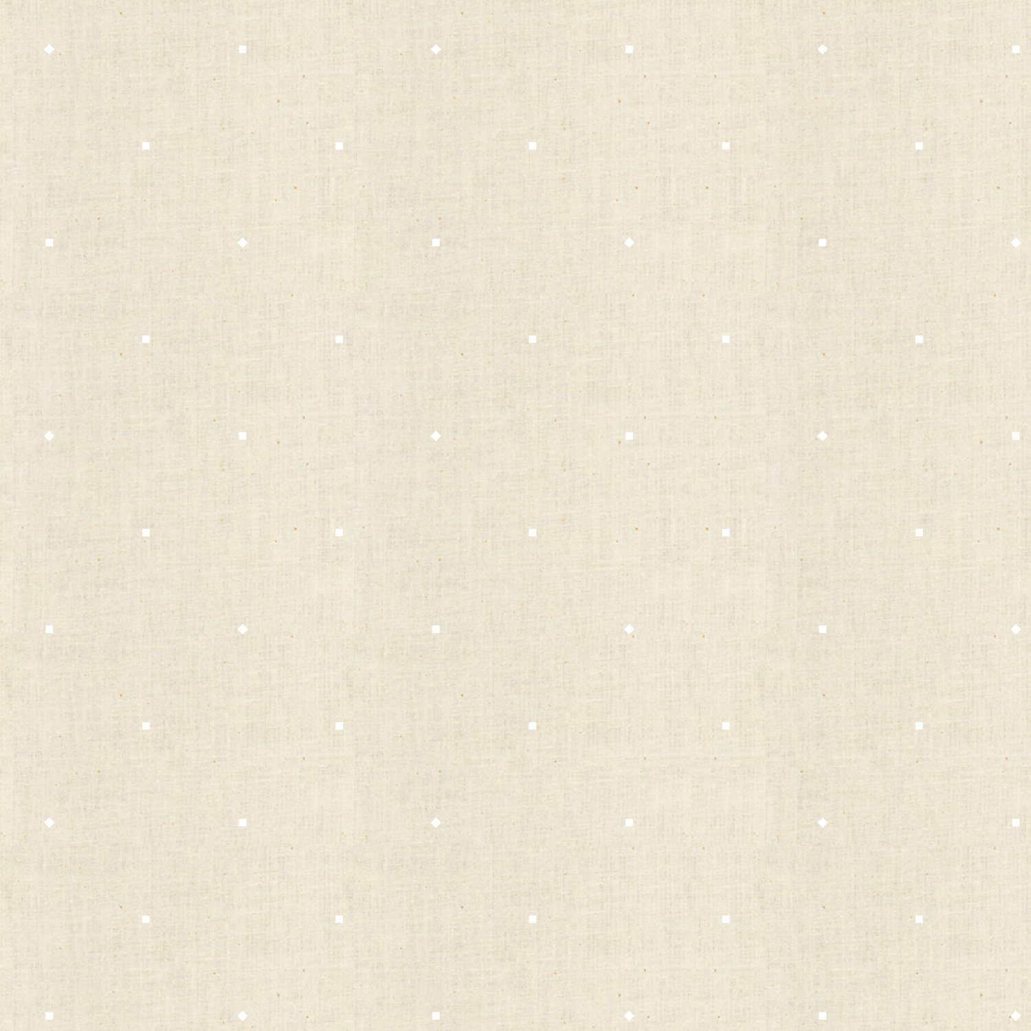 Cotton and Steel Basics Square Up CS103-ST1U Straw Unbleached Fabric