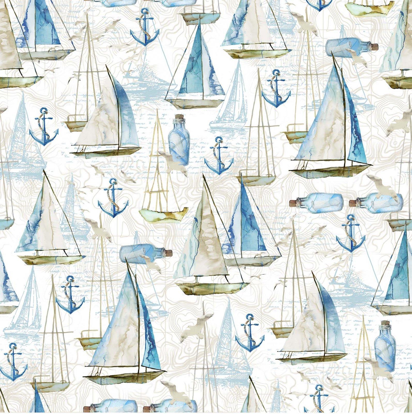 Sail Away  DP24163 11 Large Boats
