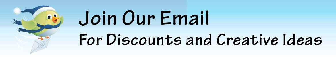 Join Our Email