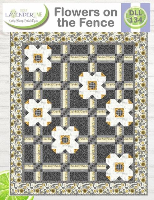 Flowers on the Fence Pattern