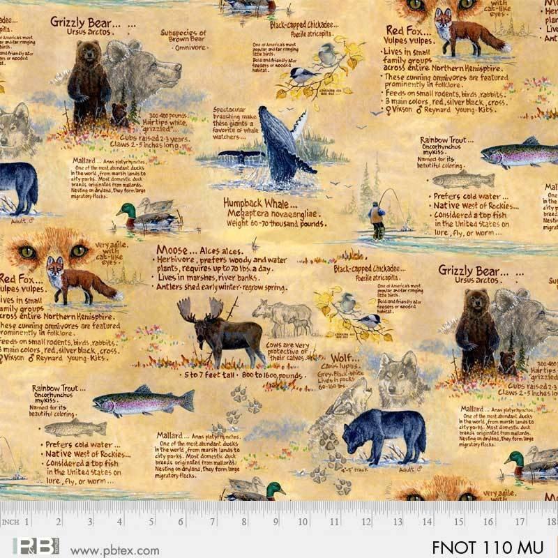 Field Notes by Alaska's Artist Jon Van Zyle FNOT 110 MU