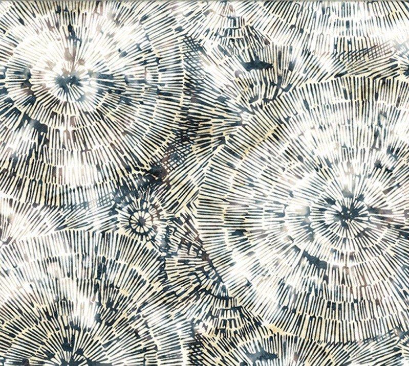 Bali Batiks Bark Texture Q2130-616 Chintz