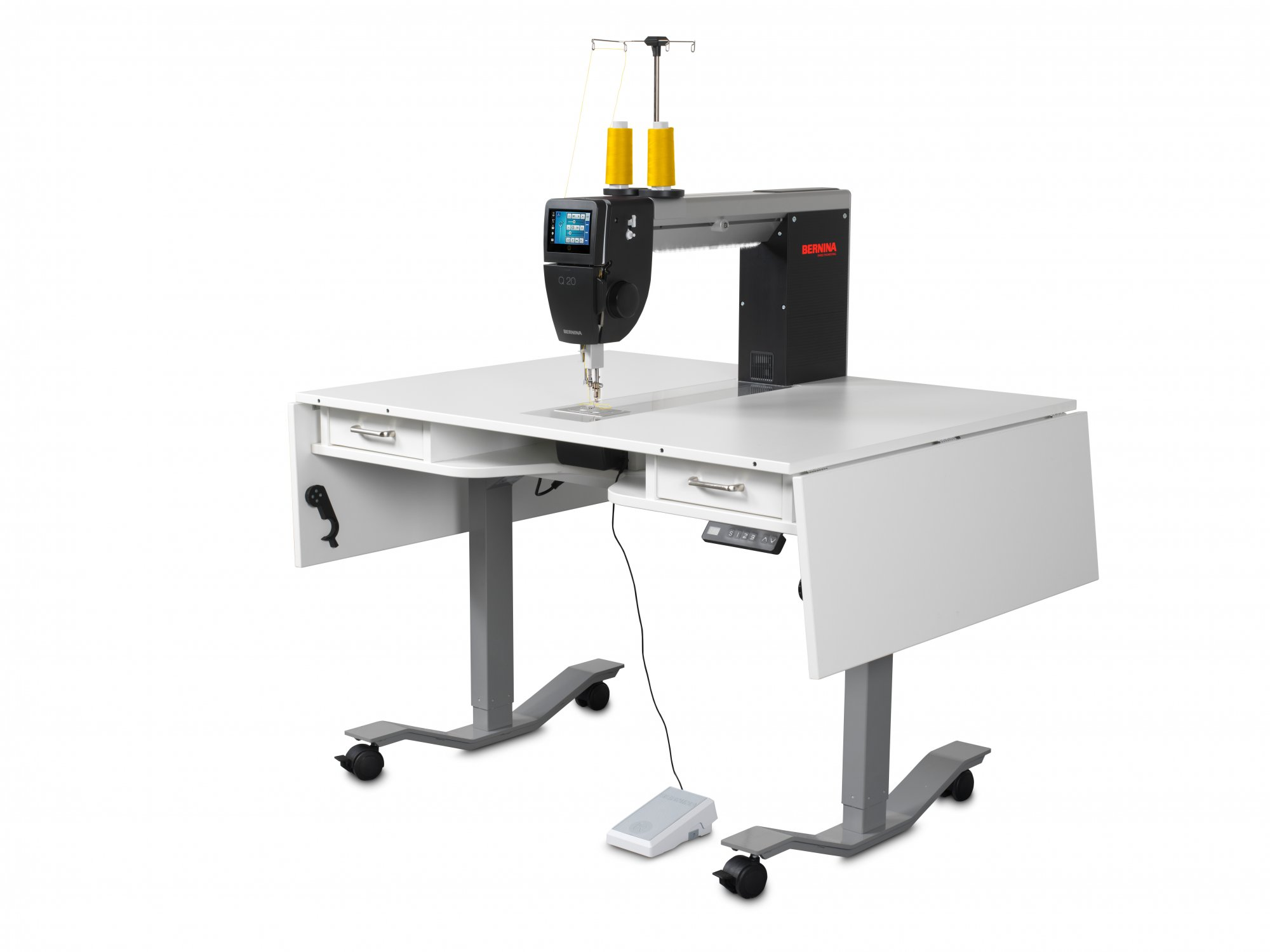 Bernina Q 20 Horn Lift Table