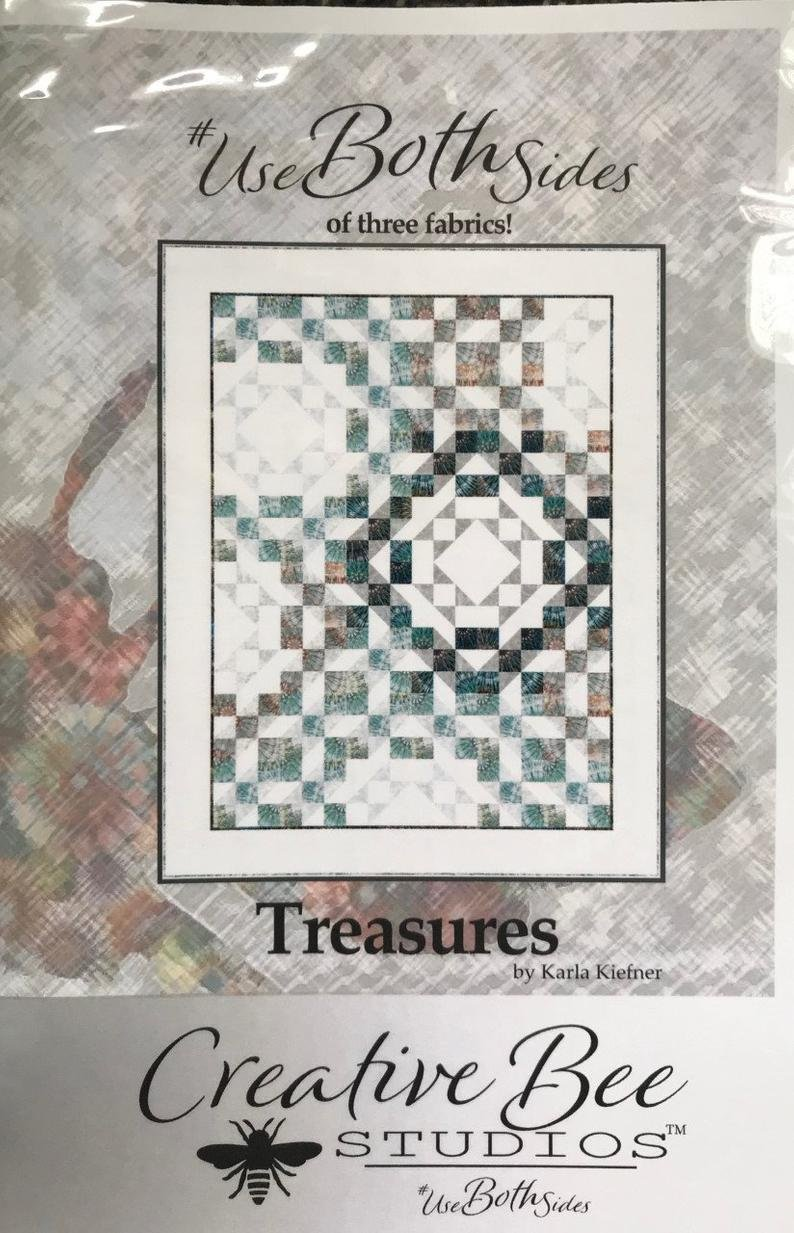 Treasures - Use Both Sides by Creative Bee Studios