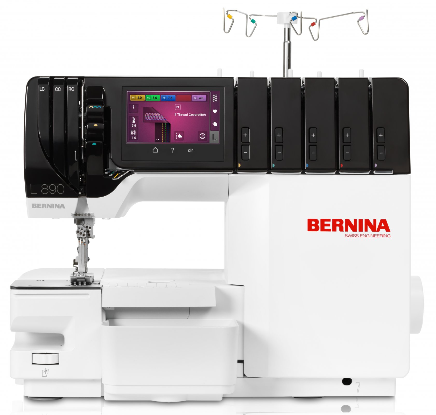 Bernina L890 Overlocker