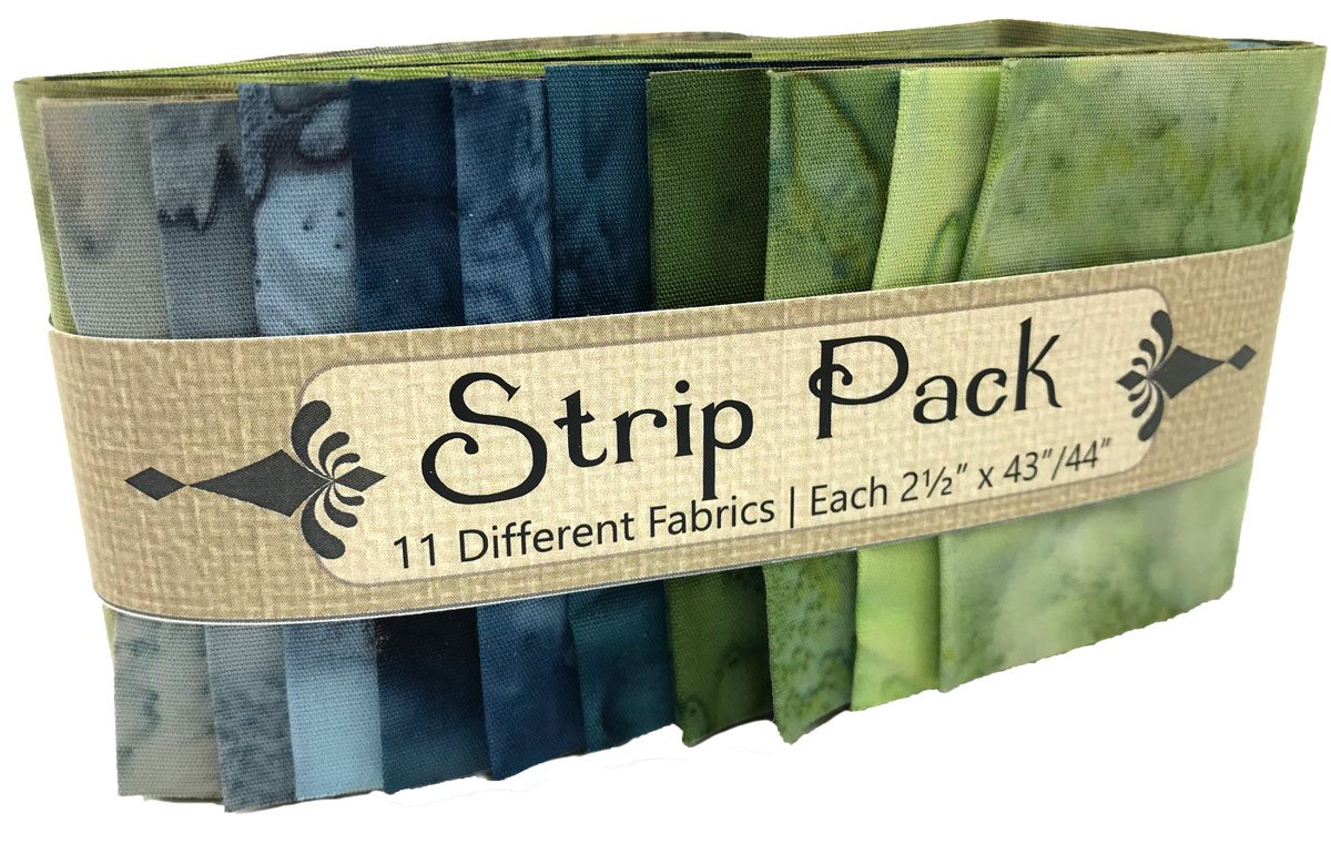 Strip Pack 2.5 Inch Lake