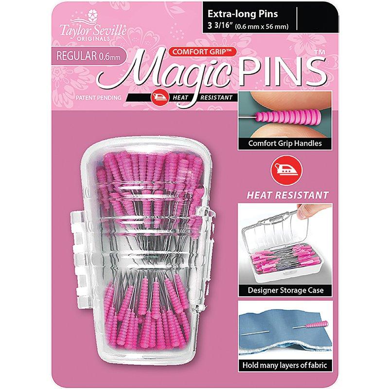 Magic Pins Extra Long 50ct