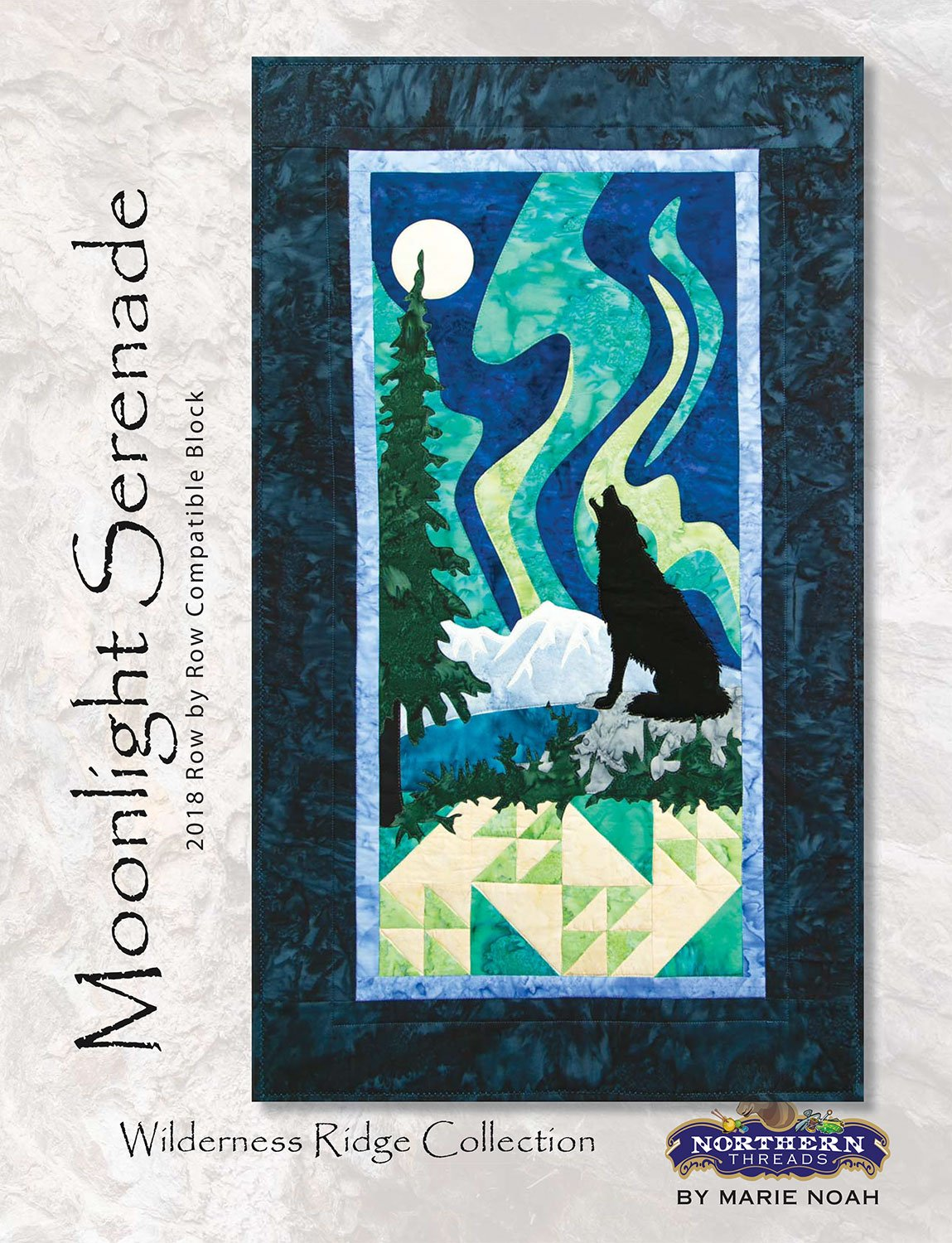 Moonlight Serenade Wilderness Ridge Pattern