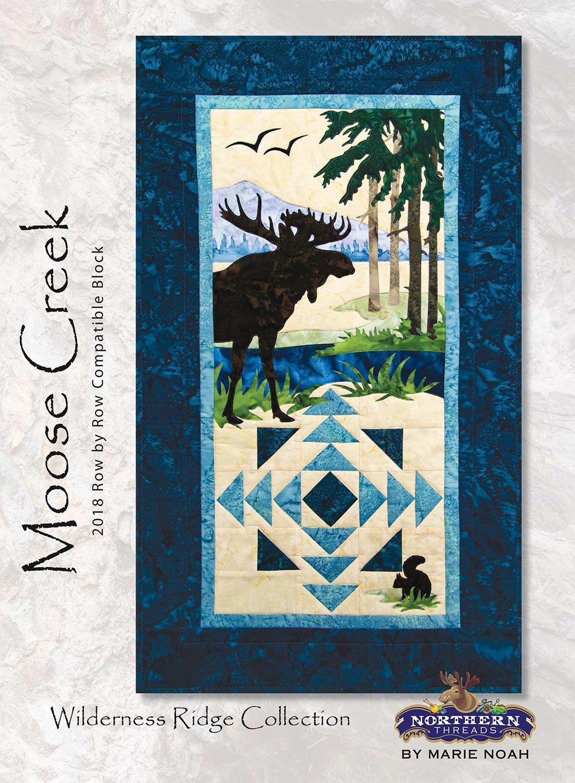 Moose Creek Wilderness Ridge Pattern