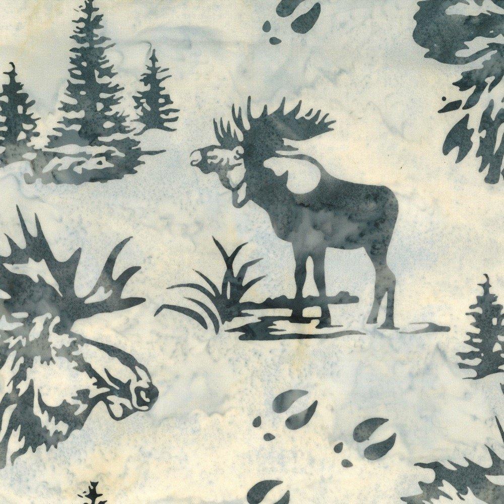 Moose and Prints N2911-597 December