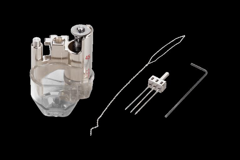 BERNINA PunchWork Tool for Rotary B9 - Hook Machines