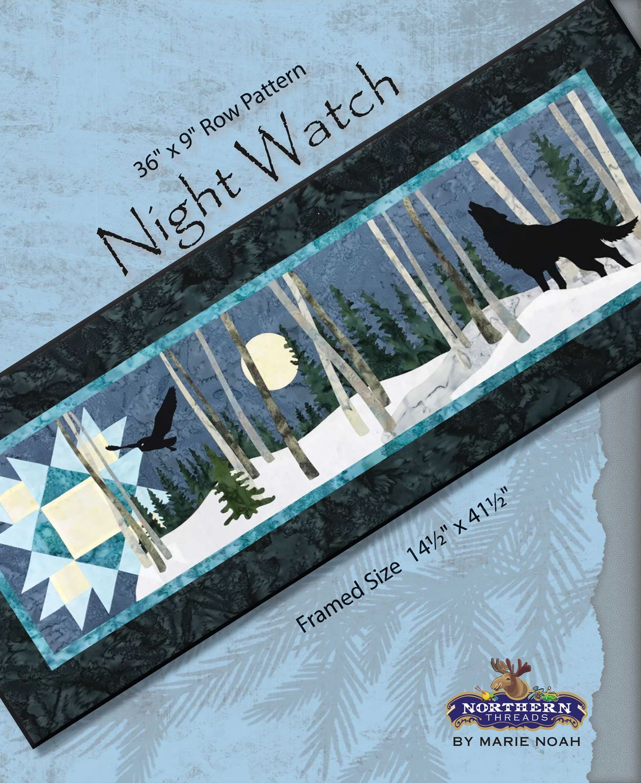 Night Watch Row Pattern