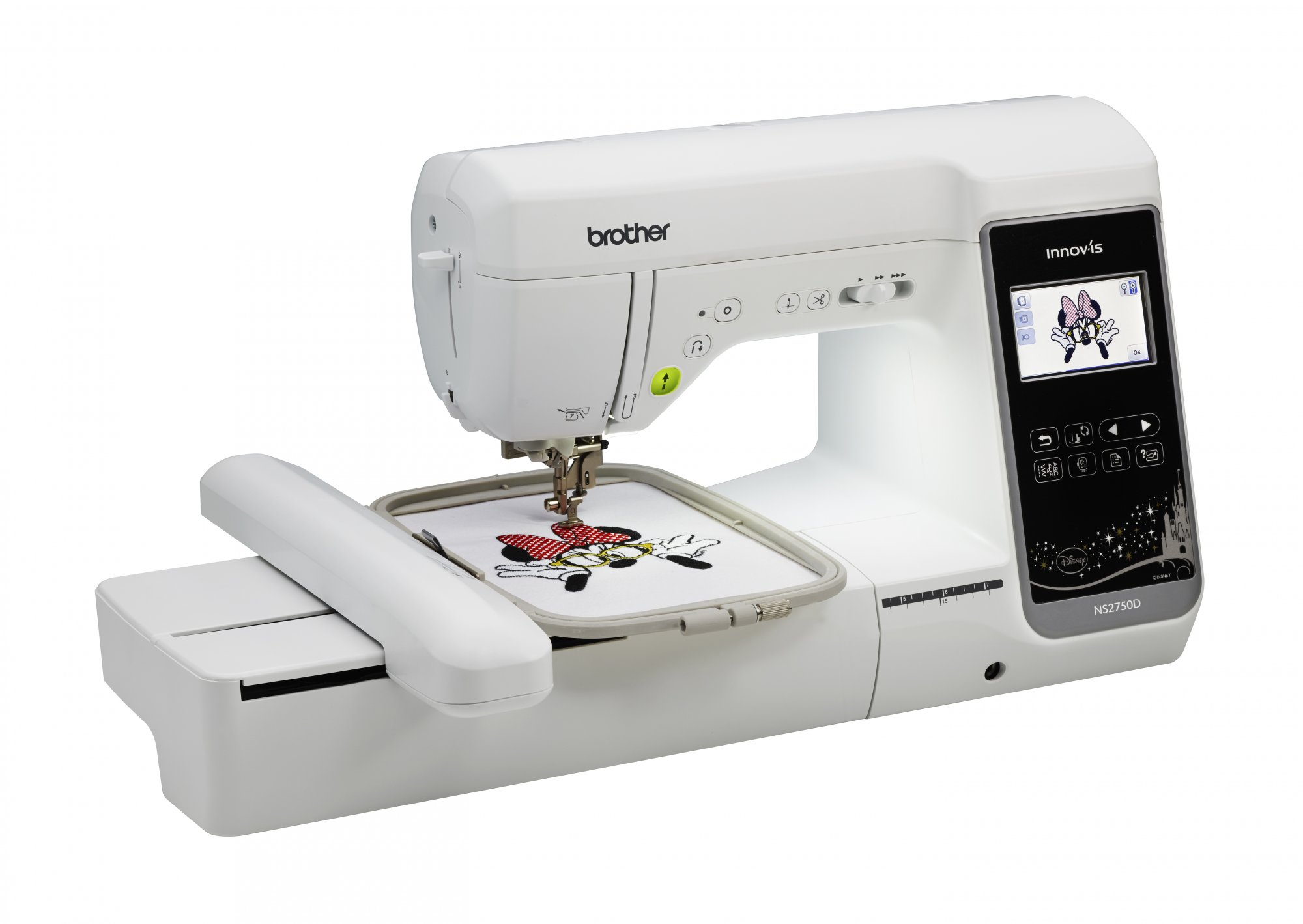 Brother Innov-is NS2750D Sewing & Embroidery Machine