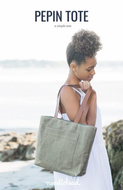 Pepin Tote Pattern by Anna Graham