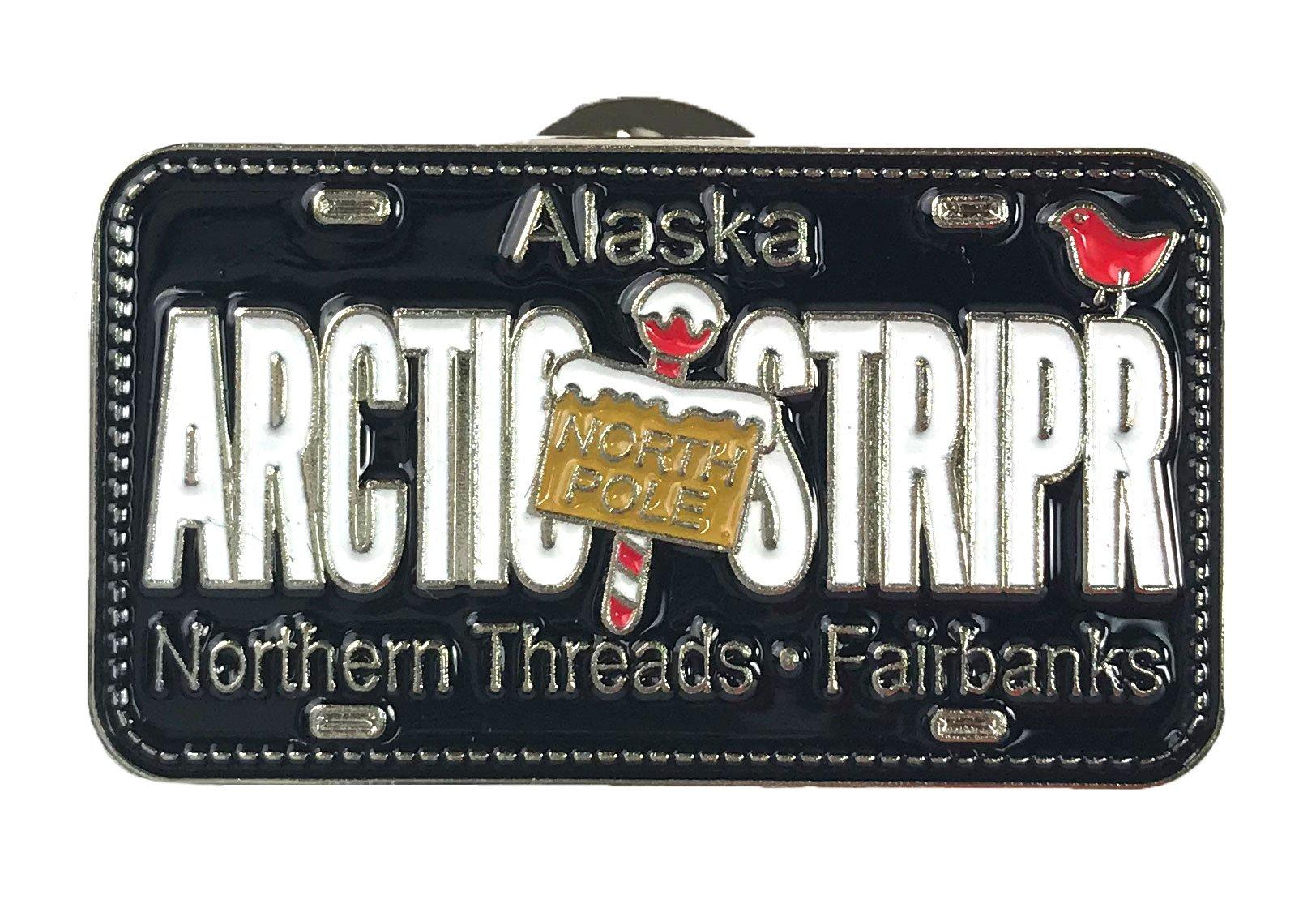 Lapel Pin Arctic Stripr
