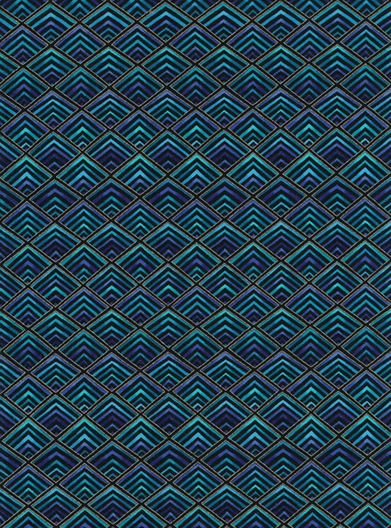 Plume Diamond Geo CM8671 Black