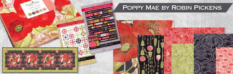 Poppy Mae by Robin Pickens
