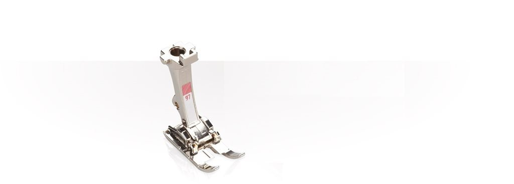 Bernina Patchwork foot 1/4 inch #97