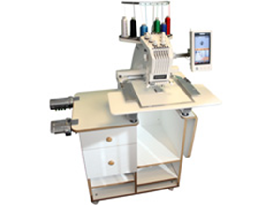 Brother PR650 Embroidery Table/Cabinet