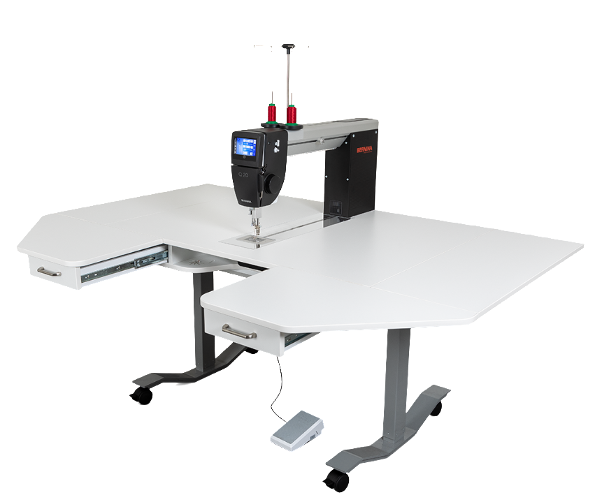 Bernina Q 20 Horn Lift Table Extension