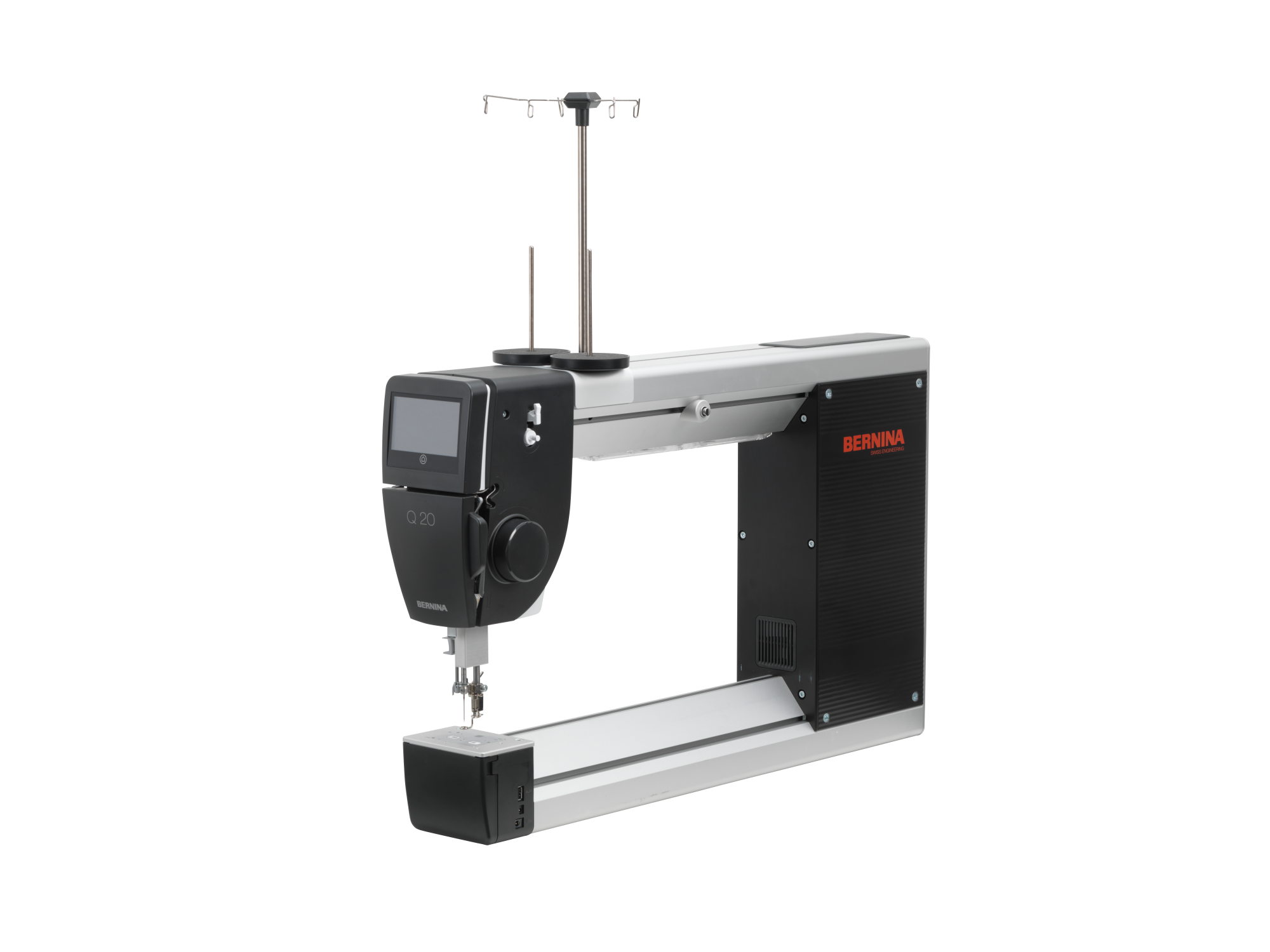 Bernina Q 20 Longarm Machine
