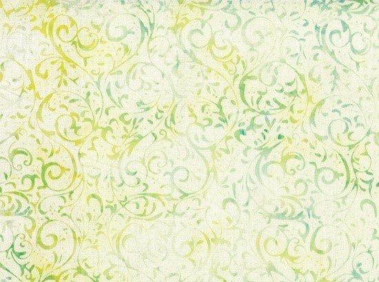Bali Batik Scroll Q2134-580 Cypress