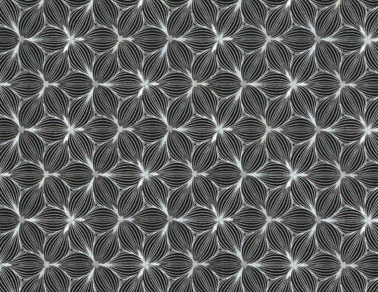 Sparkle and Fade Q4416-4S Black/Silver