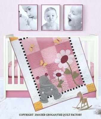 Hannah Hippo Quilt Pattern