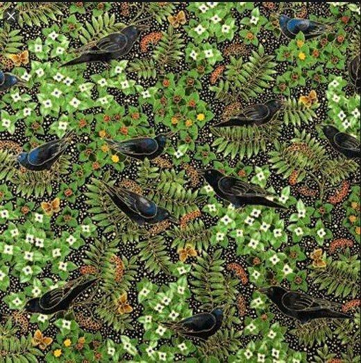 Midnight Sun Green Raven 14666-69
