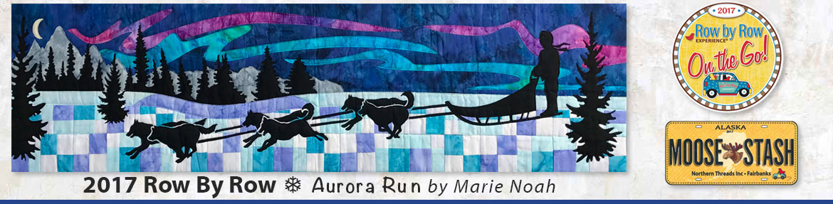 Row by Row 2017 Aurora Run
