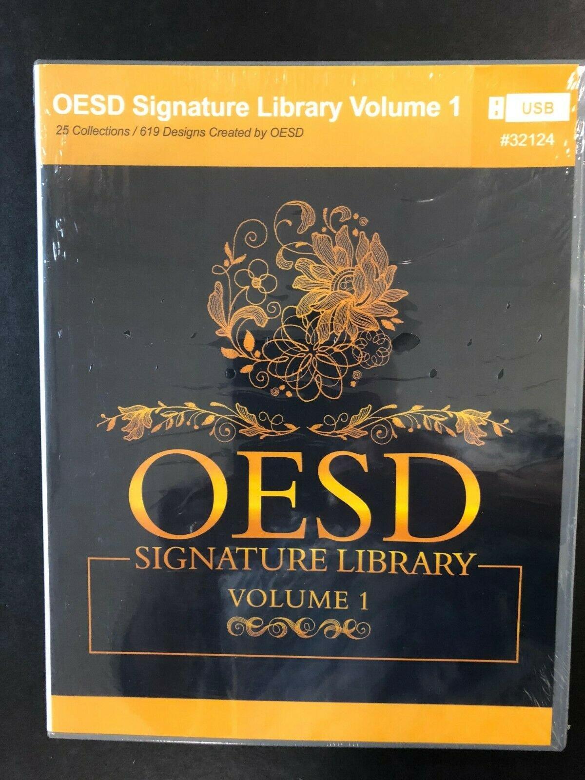 OESD Signature Library Vol 1