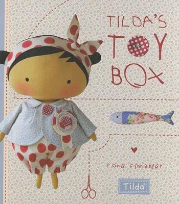 Tilda Toy Box Book