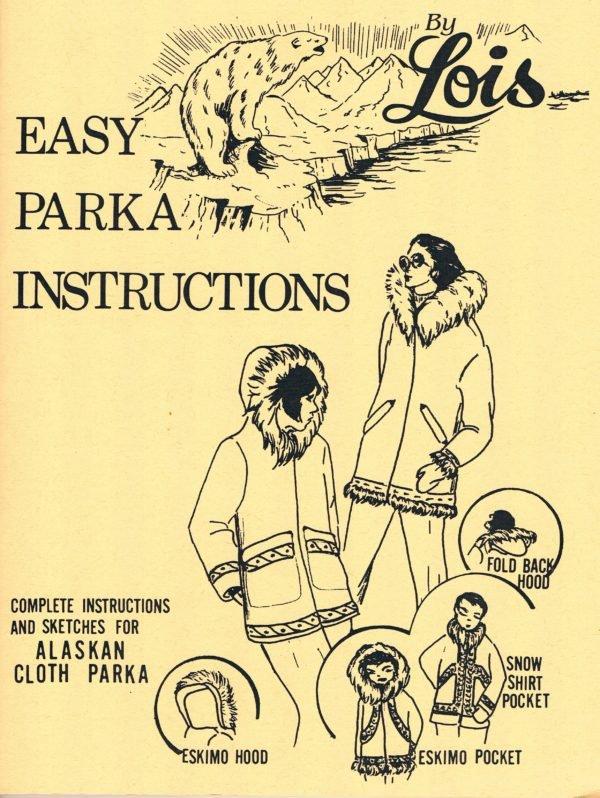 Easy Parka Instruction Book 116