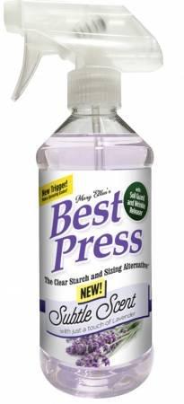 Best Press Starch 16 oz Subtle Scent Lavender