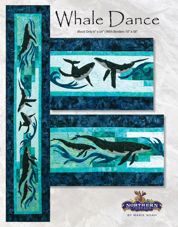 Whale Dance Pattern