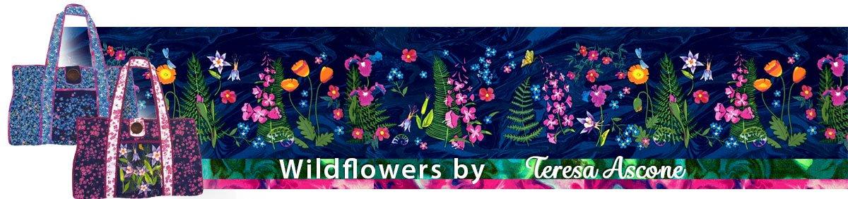 Wildflowers by Teresa Ascone