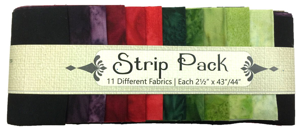 Strip Pack 2.5 Inch Holiday