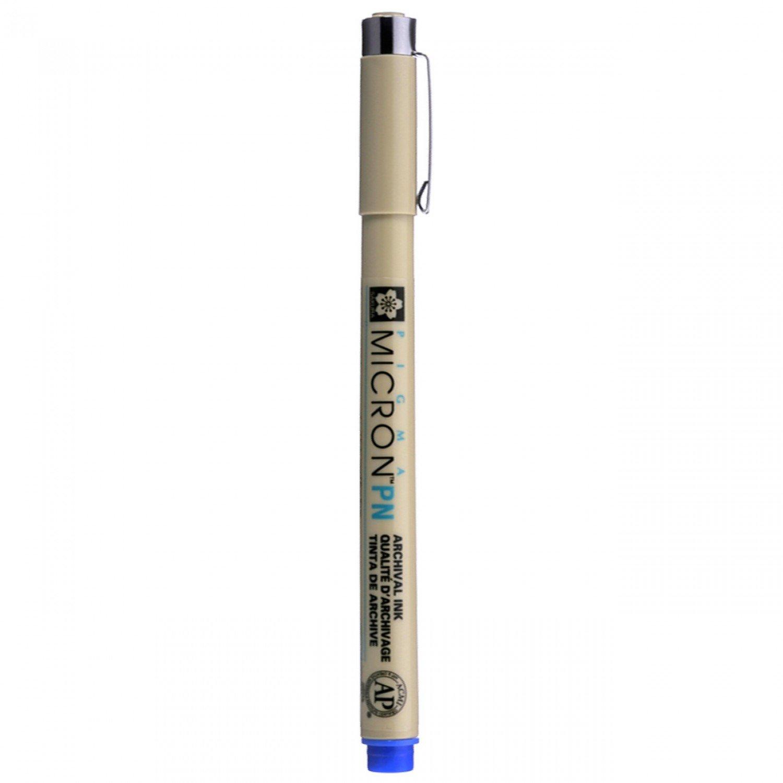 Pigma Micron Pen Blue PN #36