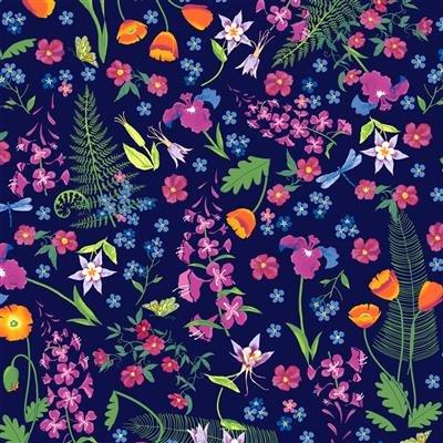 Wildflowers Y2515-93 by Teresa Ascone