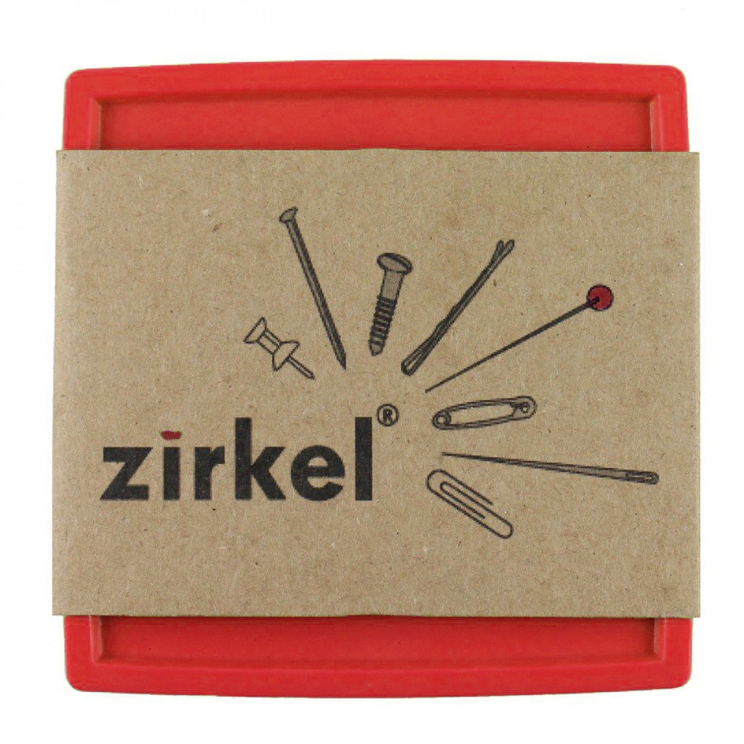 Zirkel Pincushion Red