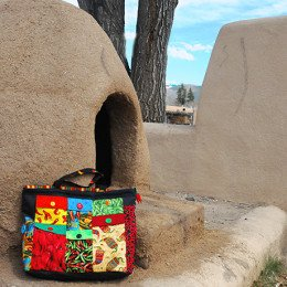 Quilter's Valise by Pam Wolf