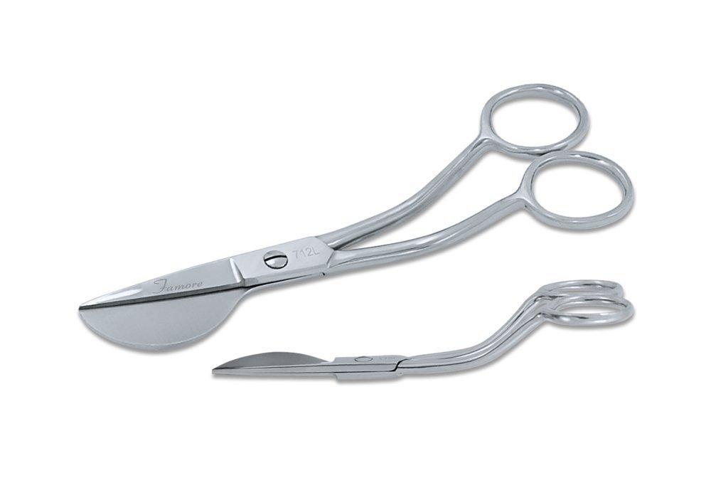 6 Left Hand Applique Scissors
