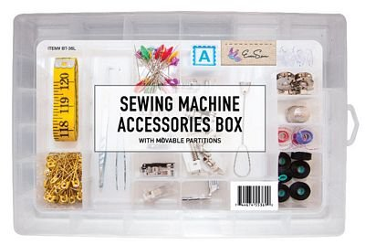 Sewing Machine Accessories Box