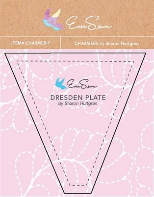 Eversewn Dresden Plate