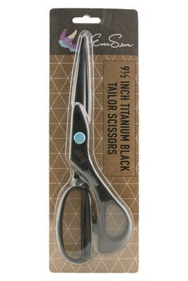 Eversewn 9 1/2 Titanium Black Tailor Scissors