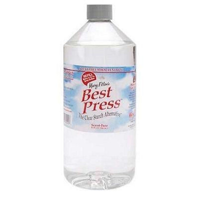 Best Press 33.8 oz. Unscented refill