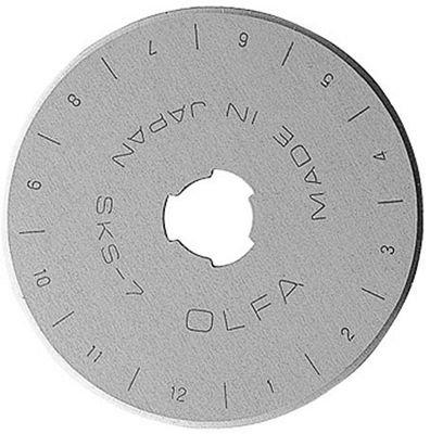Olfa 45mm blades 5 per package