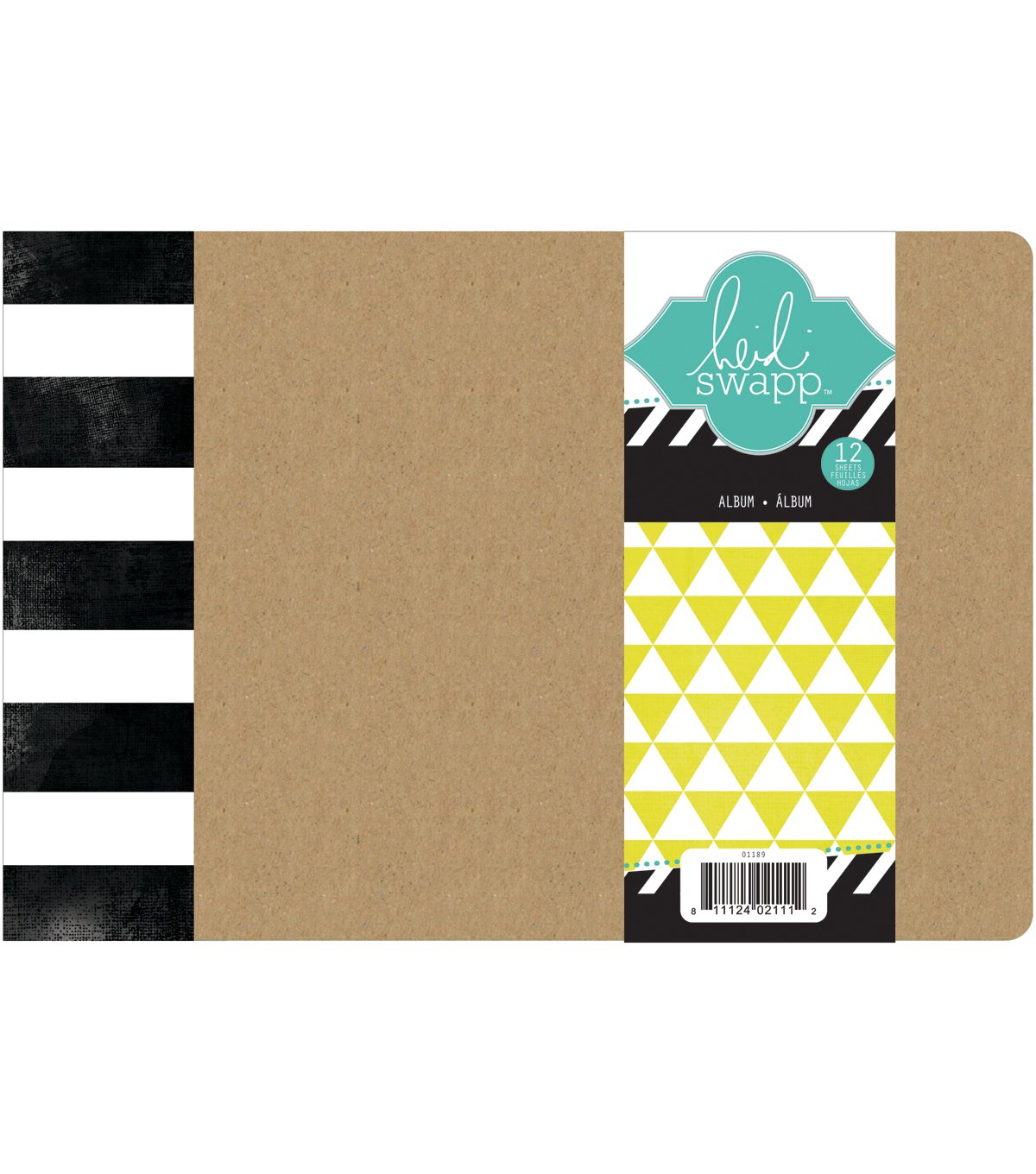 Heidi Swapp - Favorite things - Chipboard Album 6x8