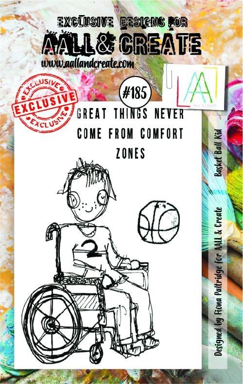 AALl & Create - #185 Stamp Set A7