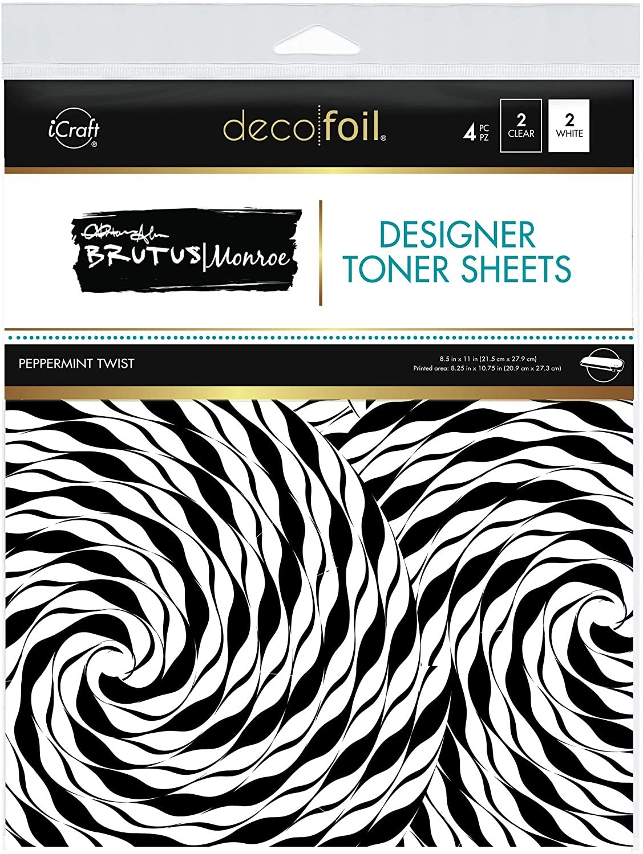 Brutus Monroe - Designer Toner Sheets - Peppermint Twist